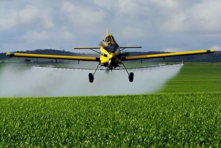Crop Spraying in Victoria